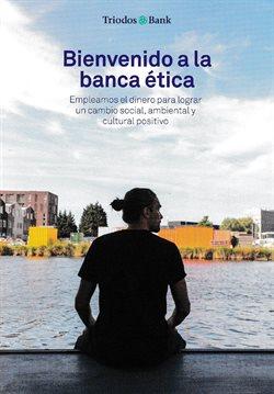 Catálogo Triodos Bank en Bilbao ( Más de un mes )