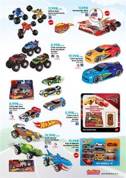 Ofertas de Hot Wheels  en el folleto de Don Dino en Madrid