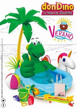 Ofertas de Don Dino  en el folleto de Segovia