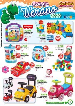 Ofertas de Juguetes y Bebés en el catálogo de Don Dino en Estepa ( 23 días más )