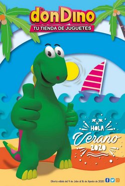 Catálogo Don Dino en Camarles ( Más de un mes )