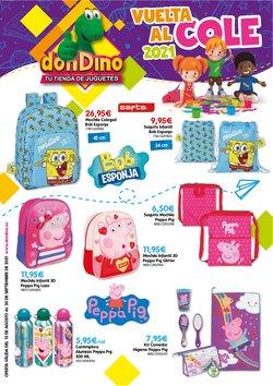 Ofertas de Juguetes y Bebés en el catálogo de Don Dino ( 4 días más)