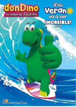 Catálogo Don Dino ( Más de un mes)