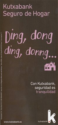 Ofertas de Kutxa  en el folleto de Bilbao