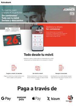 Catálogo Kutxa en Sevilla ( 5 días más )