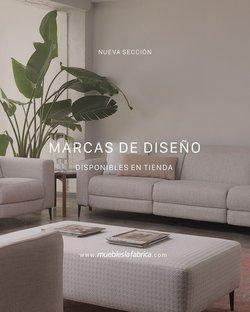 Catálogo Muebles La Fábrica ( Más de un mes)