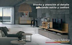 Ofertas de Muebles La Fábrica  en el folleto de Bilbao