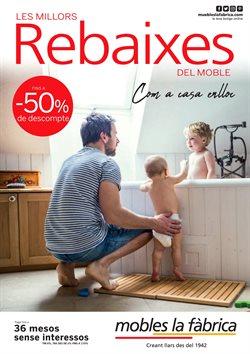 Ofertas de Muebles La Fábrica  en el folleto de Figueres