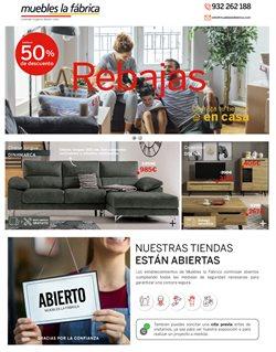 Catálogo Muebles La Fábrica ( Caducado)