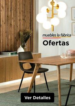 Catálogo Muebles La Fábrica ( 29 días más)