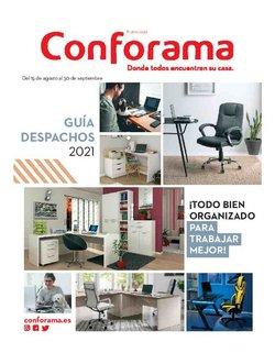 Ofertas de Conforama en el catálogo de Conforama ( 5 días más)