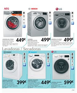 Ofertas de AEG  en el folleto de Conforama en Madrid
