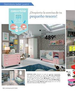 Ofertas de Cunas  en el folleto de Conforama en Bilbao