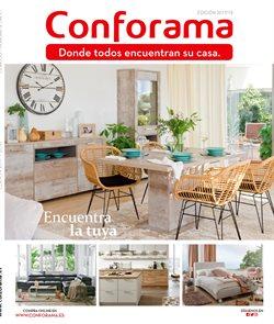 Ofertas de Hogar y muebles  en el folleto de Conforama en Vecindario