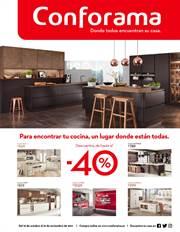 Catálogos de ofertas Conforama en Madrid