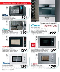 Ofertas de Microondas  en el folleto de Conforama en Toledo
