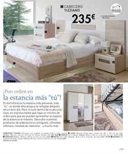 Ofertas de Canapé abatible  en el folleto de Conforama en Madrid
