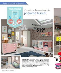 Ofertas de Cunas  en el folleto de Conforama en Palma de Mallorca