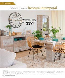 Ofertas de Aparador de salón  en el folleto de Conforama en Santa Cruz de Tenerife