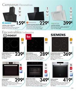 Ofertas de Siemens  en el folleto de Conforama en Telde