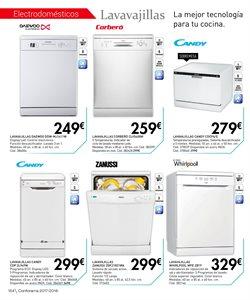 Ofertas de Detergente lavavajillas  en el folleto de Conforama en La Orotava