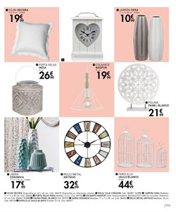 Ofertas de Lámpara de techo  en el folleto de Conforama en Telde
