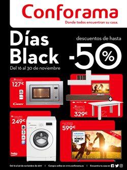 Ofertas de Hogar y muebles  en el folleto de Conforama en Guadalajara