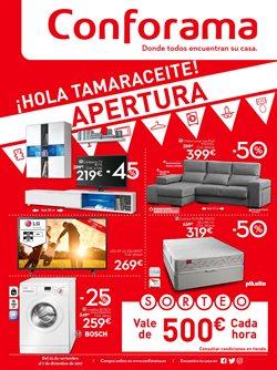 Ofertas de Hogar y muebles  en el folleto de Conforama en Gáldar