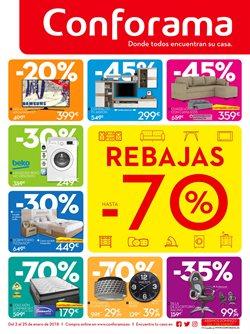 Ofertas de Conforama  en el folleto de Córdoba