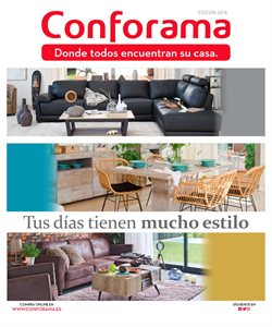 Ofertas de Conforama  en el folleto de Madrid