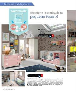 Ofertas de Cunas  en el folleto de Conforama en Córdoba