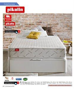 Ofertas de Pikolin  en el folleto de Conforama en Madrid