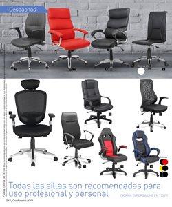 Comprar Silla de oficina en Santa Cruz   Ofertas y descuentos