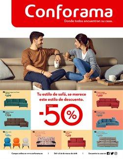 Ofertas de Conforama  en el folleto de A Coruña