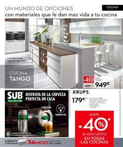 Ofertas de Heineken  en el folleto de Conforama en La Orotava