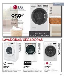 Ofertas de Lavadora secadora  en el folleto de Conforama en Dos Hermanas