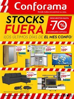 Ofertas de Conforama  en el folleto de La Orotava