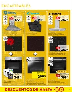 Ofertas de Siemens  en el folleto de Conforama en Las Palmas de Gran Canaria