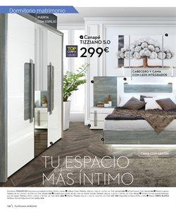 Ofertas de Cabecero  en el folleto de Conforama en Las Palmas de Gran Canaria