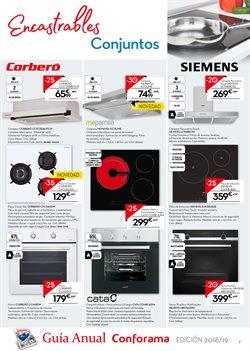 Ofertas de Siemens  en el folleto de Conforama en Madrid