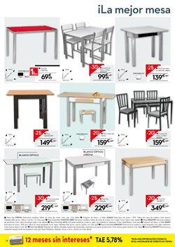 Comprar Mesa extensible en León | Ofertas y descuentos