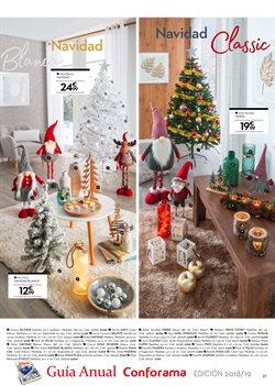 Ofertas de Navidad  en el folleto de Conforama en Madrid