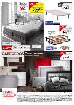 Ofertas de Base de colchón  en el folleto de Conforama en Alcalá de Henares