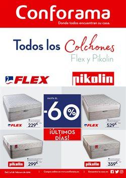 Ofertas de Pikolin  en el folleto de Conforama en Barcelona