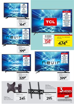 Ofertas de Tv led 42''  en el folleto de Conforama en Madrid
