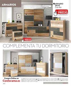 Ofertas de Aparador de salón  en el folleto de Conforama en Alicante