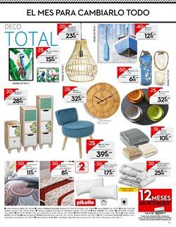 Ofertas de Manta  en el folleto de Conforama en Santa Cruz de Tenerife