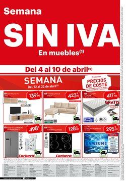 Ofertas de Conforama  en el folleto de Granada