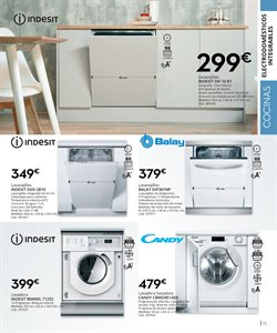 Ofertas de Indesit  en el folleto de Conforama en Madrid