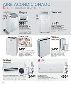 Ofertas de Aire acondicionado portátil  en el folleto de Conforama en Benidorm
